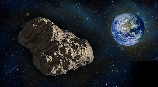 Poderíamos pegar recursos naturais fora da Terra?