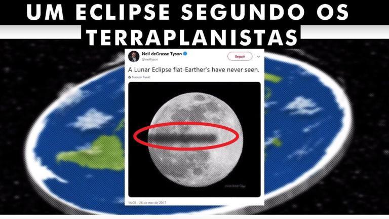 Mostre esse vídeo a quem acredita que a Terra é plana