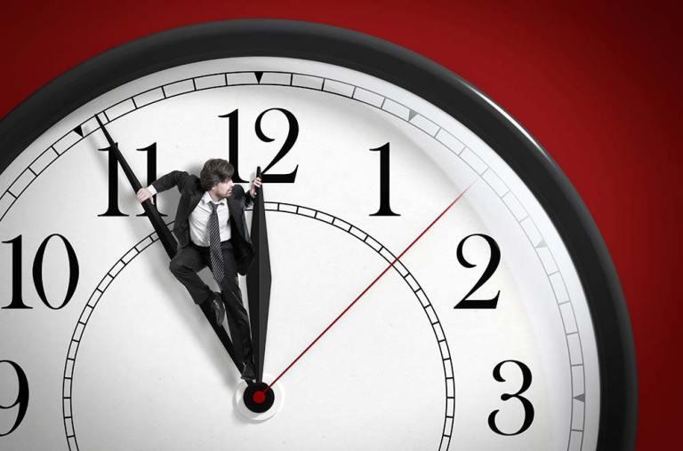 E se pudéssemos parar o tempo?