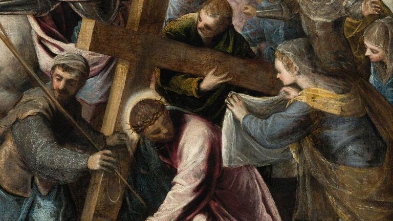 A história por trás da terrível crucificação