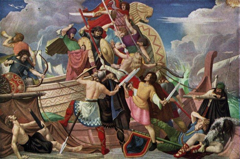 Ivar, o viking aleijado que liderou uma invasão à Inglaterra