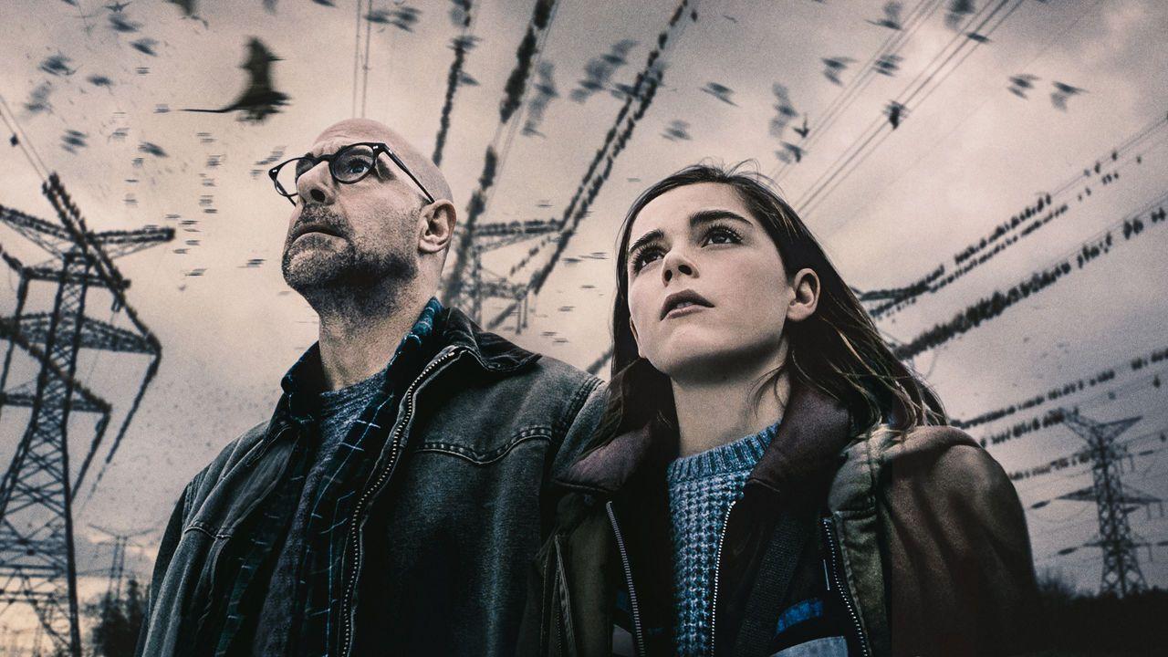 Novo filme da Netflix é a mistura de Bird Box e Um Lugar Silencioso