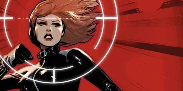 Black Widow Comics Redheads Red Background 600x300, Fatos Desconhecidos
