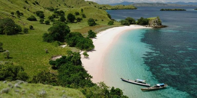Entenda porque essa ilha da Indonésia fechou para visitantes