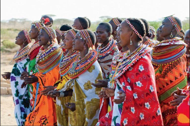 Conheça a aldeia africana onde homens são proibidos de entrar