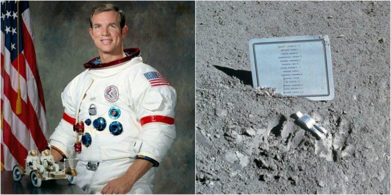 Existe um monumento na Lua que vai te emocionar