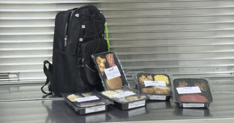 Escola combate o desperdício e a fome dando marmitas para alunos carentes nos finais de semana