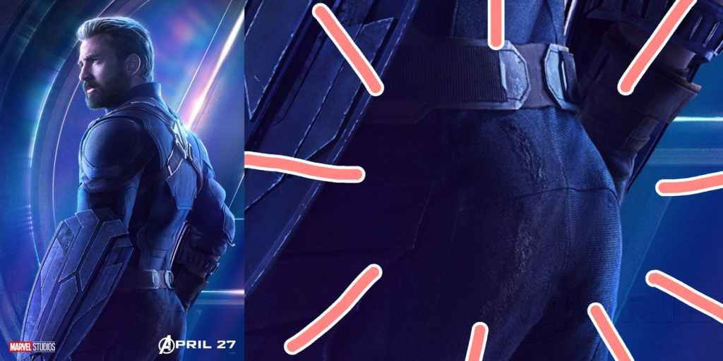 Momentos De Vingadores Ultimato 1024x512, Fatos Desconhecidos