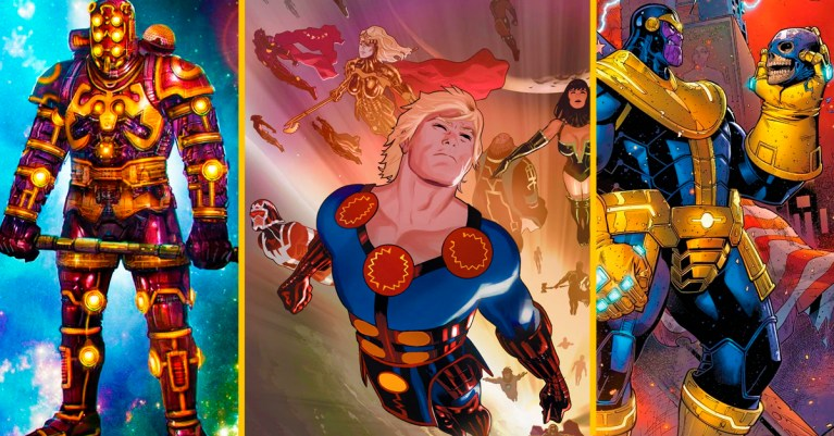 7 coisas que você precisa saber sobre Os Eternos, a nova aposta da Marvel