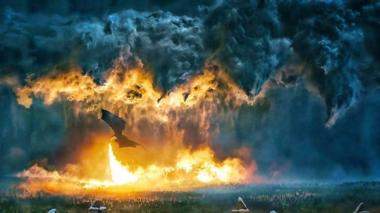 Fãs clareiam cenas da Batalha de Winterfell e o resultado é espetacular