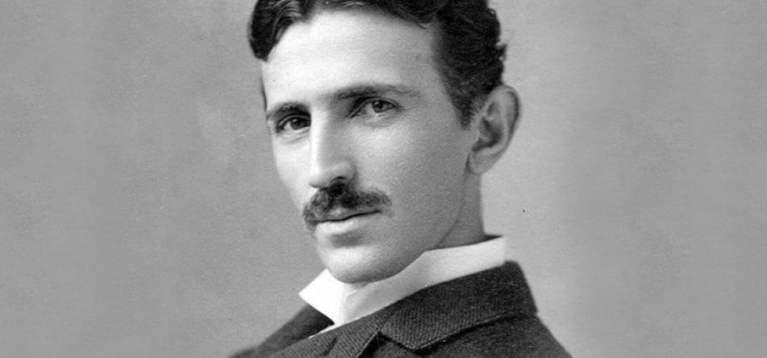 A triste última foto de Nikola Tesla