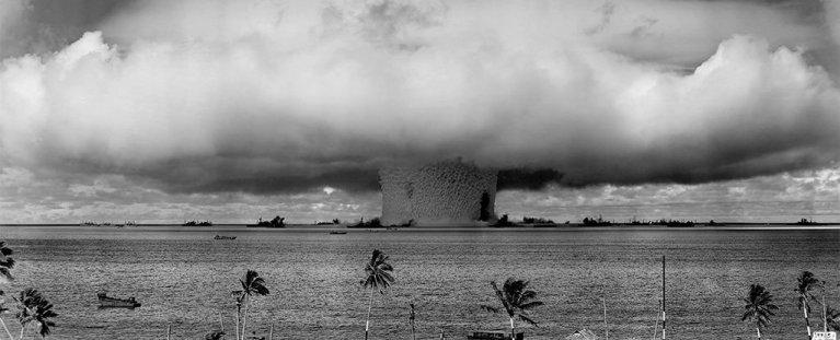 Material de bomba atômica foi encontrado nas profundezas do oceano, entenda