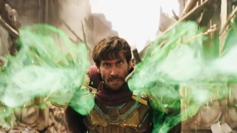 Será que Mysterio realmente veio de outra realidade?