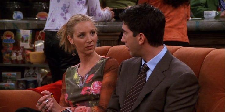 Friends Phoebe Dig Deeper, Fatos Desconhecidos