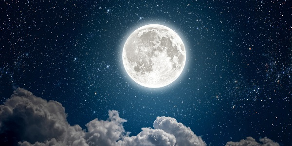 Como a lua foi parar onde ela está hoje?