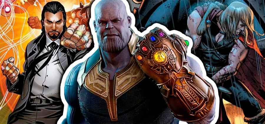 10 armas cósmicas que queremos ver na próxima fase da Marvel