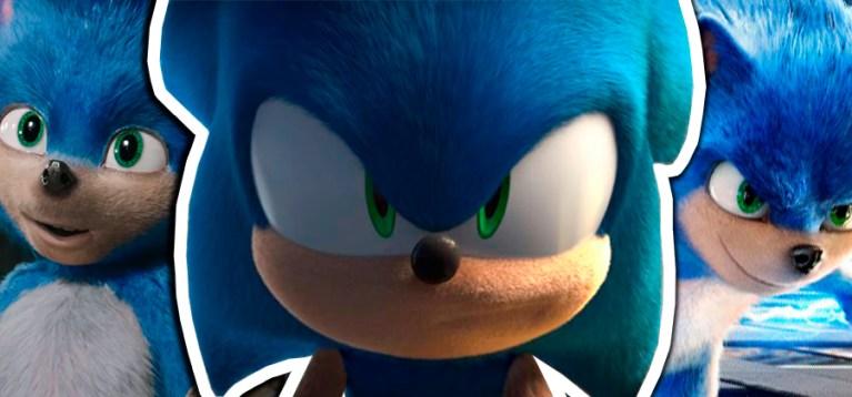 Vídeo mostra versão corrigida do Sonic no trailer
