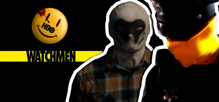 8 coisas que já sabemos sobre a nova série de Watchmen