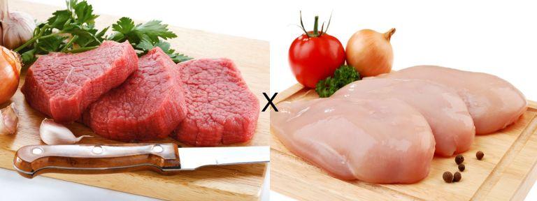 Carne de frango pode ser tão ruim para o organismo quanto carne vermelha, entenda
