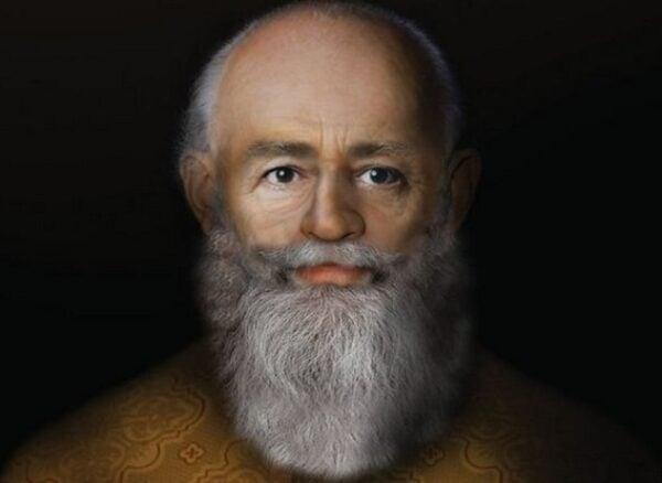 Nicolau De Mira Reconstrução Facial 600x438, Fatos Desconhecidos