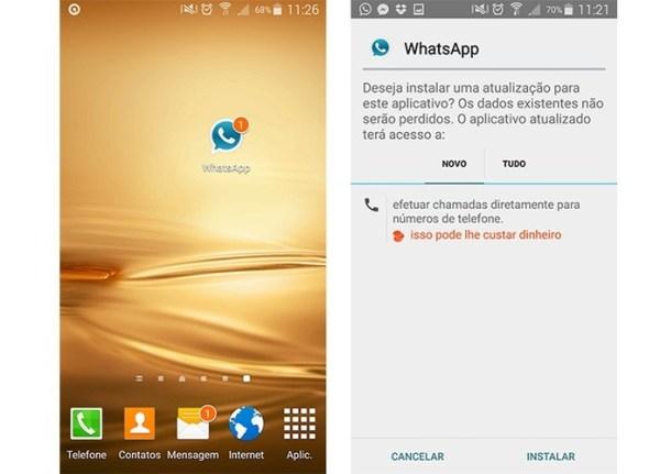 App Falso 600x431, Fatos Desconhecidos