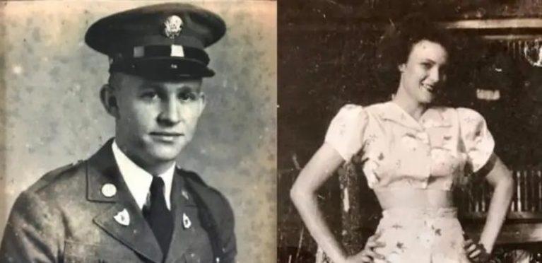 Casal foi separado durante a segunda guerra mundial e se reencontrou 75 anos depois