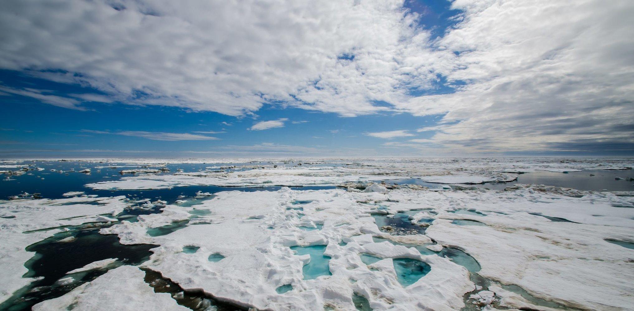 A Groenlândia está 4 graus mais quente e isso é preocupante