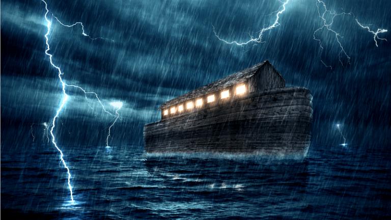 Afinal, o dilúvio aconteceu?