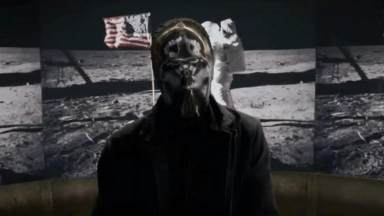 Teaser de Watchmen mostra um novo personagem mascarado