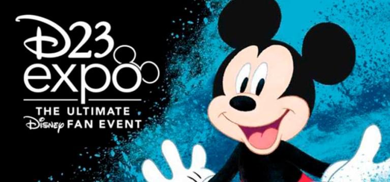 Disney divulga cronograma da D23 de 2019