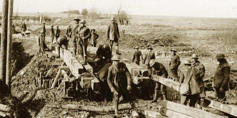 10 maiores segredos da Primeira Guerra Mundial