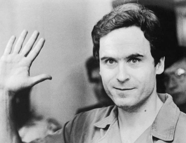 Ted Bundy 600x462, Fatos Desconhecidos