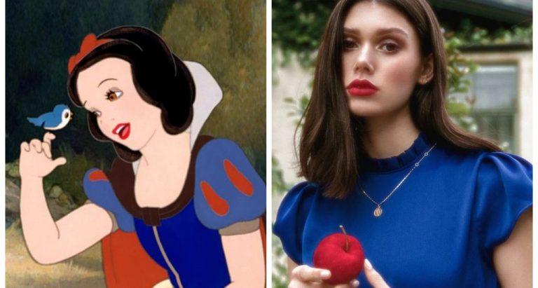 """30 imagens que mostram princesas da Disney """"reais"""" se vivessem em 2019"""
