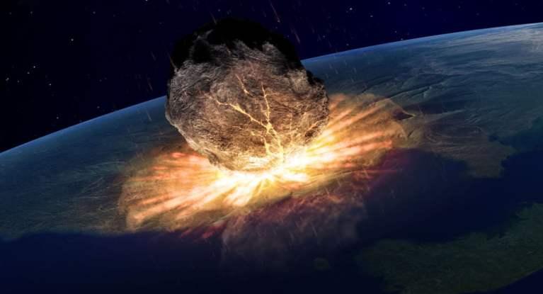7 consequências terríveis de um asteroide atingir a Terra