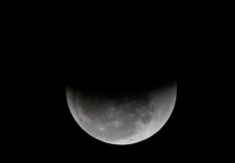 Eclipse lunar poderá ser visto hoje no Brasil