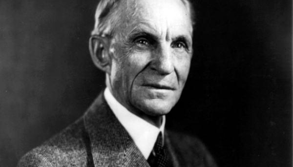 Henry Ford 600x342, Fatos Desconhecidos