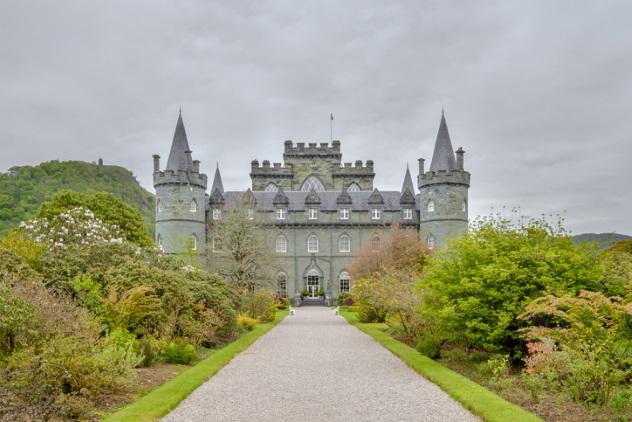 7 castelos que ainda pertencem à realeza