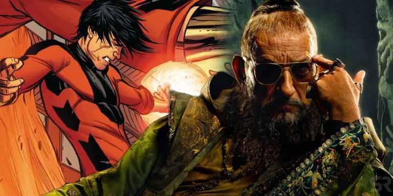 Por que Shang-Chi enfrentará um vilão do Homem de Ferro?