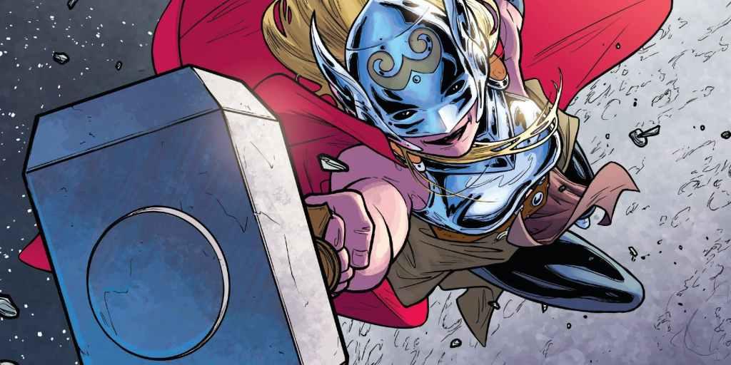 The Mighty Thor Jane Foster Marvel 2 1024x512, Fatos Desconhecidos