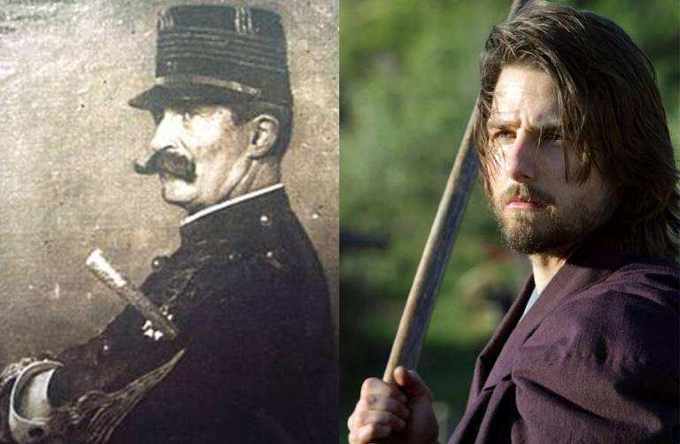 """Jules Brunet, o oficial militar por trás da verdadeira história do """"O Último Samurai"""""""