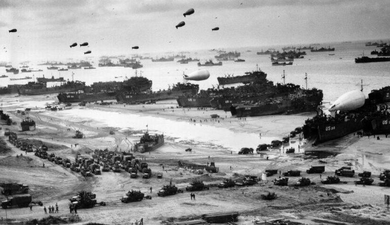 A caminhada da vergonha de 60 mil nazistas após o fim da 2° Guerra Mundial