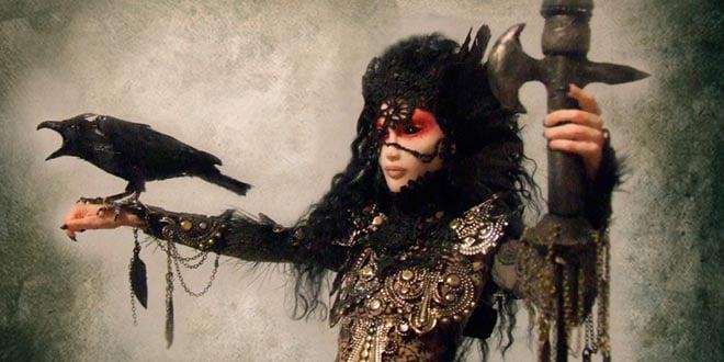 Morrigan, a terrível deusa da mitologia celta