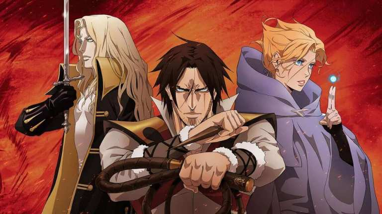 7 diferenças entre os jogos e o anime de Castlevania