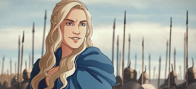 Artista mostra como seria Game of Thrones se fosse um anime