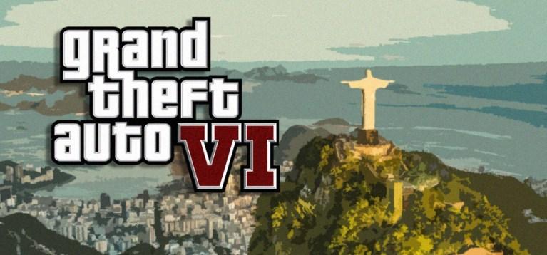 Novos vazamentos indicam que GTA 6 pode ter missões no Rio de Janeiro