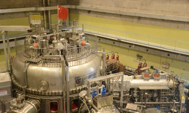 A China desenvolveu um Sol artificial com energia infinita
