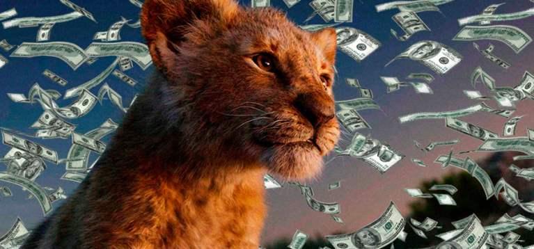 Quanto Rei Leão custou para ser feito?