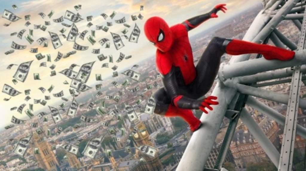 Spider Man Far From Home Breaks Tuesday Box Office Record 1177325 1280x0 1024x574, Fatos Desconhecidos