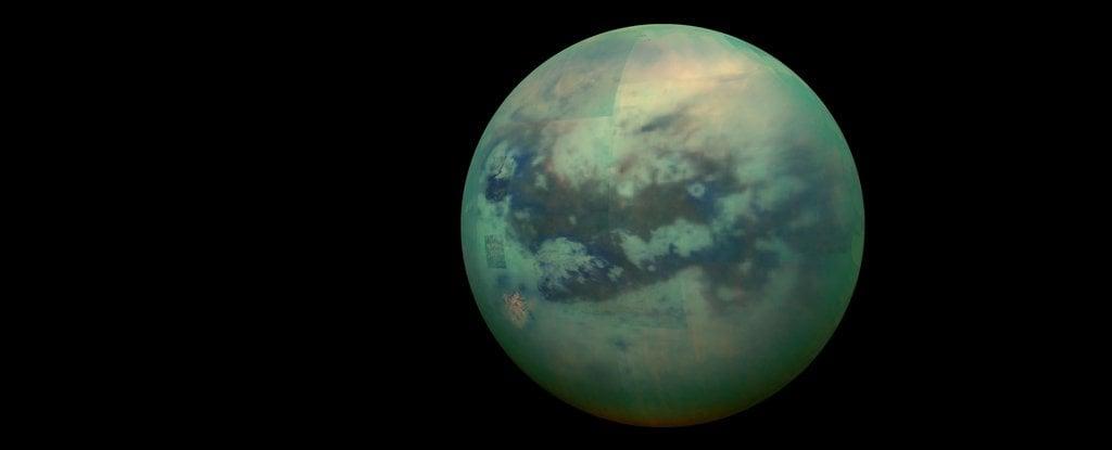 NASA planeja missão para explorar Titã, a maior lua de Saturno