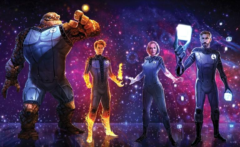 O que já sabemos sobre o novo filme do Quarteto Fantástico?